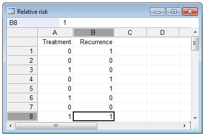 Relative risk & Odds ratio